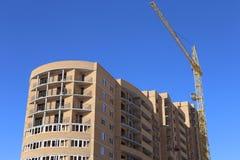 Bella costruzione e un riuscito affare Fotografie Stock Libere da Diritti