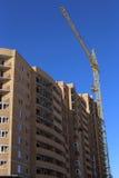 Bella costruzione e un riuscito affare Immagine Stock