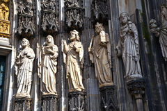Bella cupola in Colonia Immagini Stock Libere da Diritti