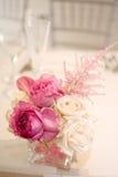 Bella disposizione floreale Fotografia Stock