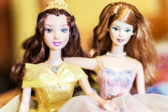 Bella Doll Barbie lizenzfreies stockbild