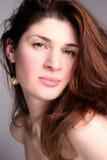 Bella donna 01 Fotografia Stock