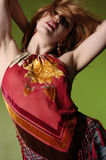 Bella donna Fotografia Stock