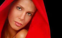 Bella donna Immagine Stock Libera da Diritti