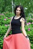 Bella donna Immagine Stock