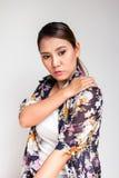 Bella donna Fotografie Stock
