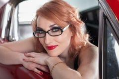 Bella donna fotografia stock libera da diritti