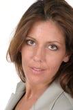Bella donna esecutiva 4 di affari Immagini Stock