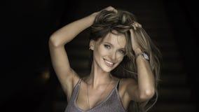 Bella donna Foto di arte di modo Fotografia Stock