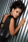 Bella donna latina immagini stock libere da diritti