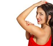 Bella donna sexy Fotografia Stock Libera da Diritti