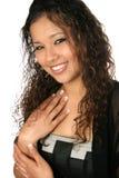 Bella femmina adolescente Fotografia Stock