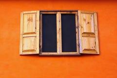 Bella finestra Fotografia Stock Libera da Diritti