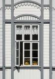 Bella finestra Fotografia Stock