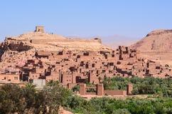 Bella fortificazione di Ait Ben Haddou Immagine Stock Libera da Diritti