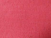 bella foto del panno della tela di colore rosso Immagini Stock