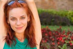 Bella giovane donna Immagine Stock Libera da Diritti