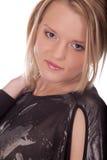 Bella giovane femmina fotografie stock