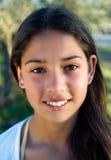 Bella giovane ragazza zingaresca Fotografia Stock
