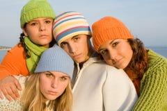 Bella gioventù Immagine Stock