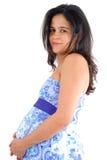 Bella gravidanza Fotografia Stock