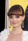 Bella Heathcote,The Darkness Royalty Free Stock Photo