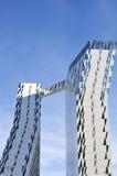 Bella Himmel-Hotel Stockfoto