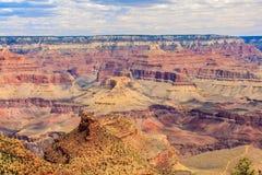 Bella immagine di Grand Canyon Fotografia Stock