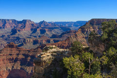 Bella immagine di Grand Canyon Immagini Stock Libere da Diritti