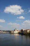 Bella immagine di Praga Immagini Stock