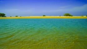 Bella isola Immagini Stock Libere da Diritti
