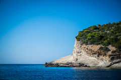 Bella isola di paradiso Fotografia Stock Libera da Diritti