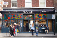 Bella italia Royalty Free Stock Photography