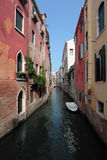 Bella Italia series. Venice street. Italy. Royalty Free Stock Photos