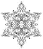 Bella mandala Rebecca 36 royalty illustrazione gratis