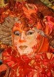Bella mascherina di carnevale fotografie stock libere da diritti