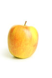 Bella mela isolata su fondo bianco Fotografia Stock