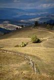 Bella montagna di autunno fotografia stock libera da diritti