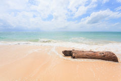 Bella Nai Yang Beach, Phuket, Tailandia fotografie stock
