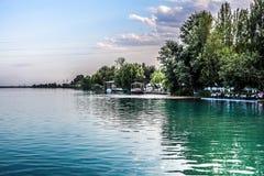 Bella natura dell'Azerbaigian Fotografia Stock