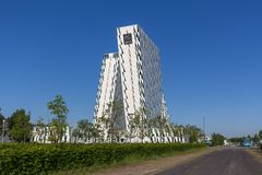 Bella nieba hotel i Kongresowy centrum w Kopenhaga zdjęcie royalty free