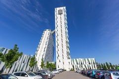 Bella nieba hotel i Kongresowy centrum w Kopenhaga zdjęcia royalty free
