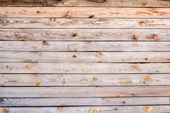 Bella parete di legno Fotografie Stock