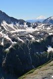 Bella Patagonia, iride di Arco, Cochamo, Cile Fotografia Stock