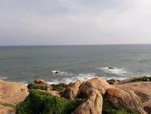 Bella pietra in Sri Lanka Fotografie Stock