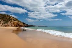 Bella Praia das Furnas della spiaggia immagini stock libere da diritti