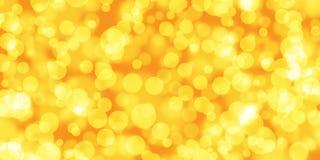 Bella priorità bassa astratta degli indicatori luminosi di festa Immagini Stock