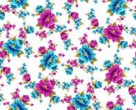 Bella progettazione variopinta della stampa del fiore illustrazione vettoriale