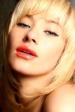 Bella ragazza 02 Immagini Stock Libere da Diritti