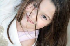 Bella ragazza Fotografia Stock
